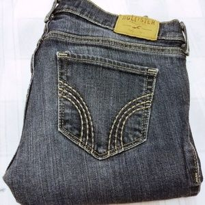 "Hollister Super Stretch 1s (25/31) 29"" Waist"